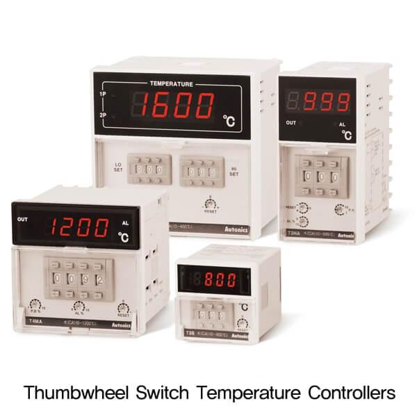 T3 T4 Series 1 - کنترلرهای دما آتونیکس سری T3/T4