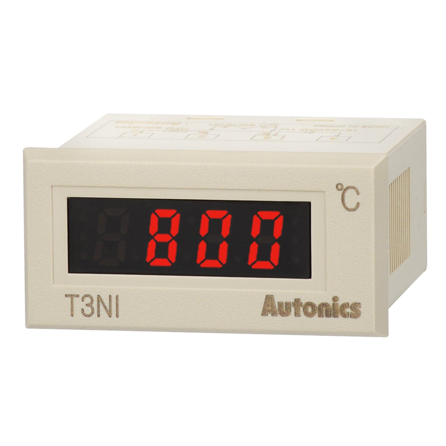 T3NI T4YI T4WI T3SI T3HI T4MI T4LI Series - کنترلرهای دما آتونیکس سری T3NI/T4YI/T4WI/T3SI/T3HI/T4MI/T4LI