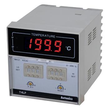 T4LP Series - کنترلرهای دما آتونیکس سری T4LP