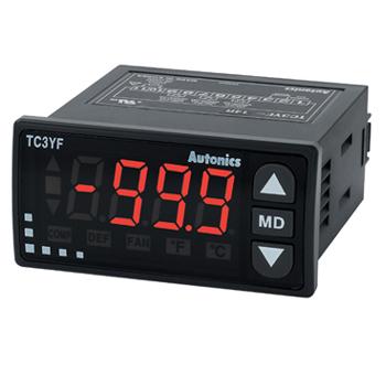 TC3YF Series - کنترلرهای دما آتونیکس سری TC3YF