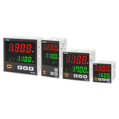TCN Series - کنترلرهای دما آتونیکس سری TCN