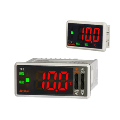 TF3 Series - کنترلرهای دما آتونیکس سری TF3