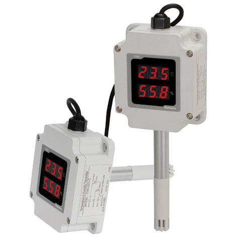 THD Series - کنترلرهای دما آتونیکس سری THD