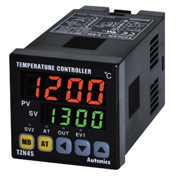 TZN TZ Series - کنترلرهای دما آتونیکس سری TZN/TZ