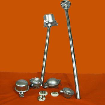Thermocouple with metal sheath 4 - ترموکوپل با غلاف فلزی