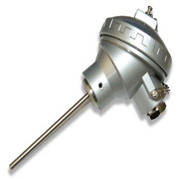 Thermocouple with metal sheath - ترموکوپل با غلاف فلزی