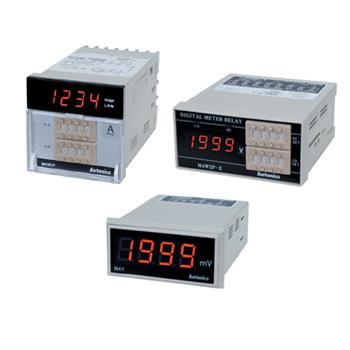 Watt meter Series - وات میترهای آتونیکس سری M4Y/M4W/M5W/M4M