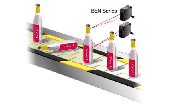ben 1 - سنسورهای نوری آتونیکس سری BEN