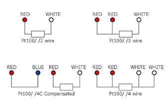 sensor pt100 - سنسورهای دما PT100
