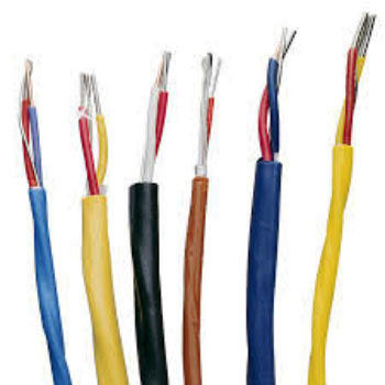 thermocouple extension compensating cables - کابل جبران ترموکوپل
